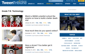 Technology Tip of the Week - Tween Tribune