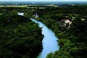 BRAZOS RIVER-NATURAL SITE