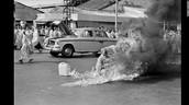 Buddhist Crisis- self-immolation