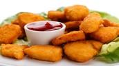 Chicken-Nuggets c/Salsa Bs. 390
