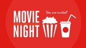 Movie Night (5/22)