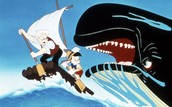 A mighty whale called Monstro