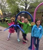 Third Graders at the Zoo!