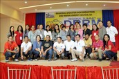 The Cotabato Provincial Disaster Risk Reduction and Management Council (PDRRMC)
