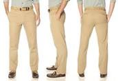 Los pantalones Cuesta $45