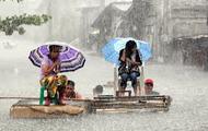 Philippines monsoons