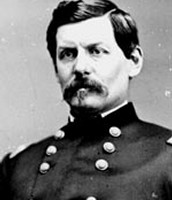 General George McClellan of the Union.