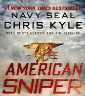 American Sniper by Chris Kyle (available at PHS and PFC)