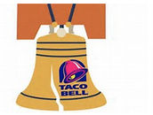 The Taco Liberty Bell