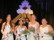 DAIRY INDUSTRY ROYALTY CROWNED!