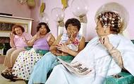 Old Women Gossip Alot