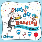 March 2nd was Dr. Seuss' Birthday!