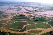 This is a flood plain