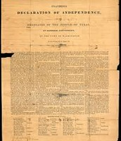 1836 Texas independence