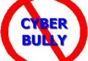 Don't cyberbully it will hurt people