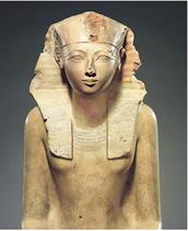 Hatshepsut: Head Drama Queen