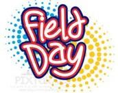 Grade K-6 Field Day May 25