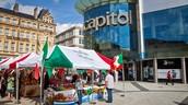 23rd - Explore Cardiff!