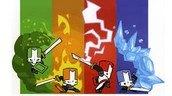 Castle Crasher's Heroes