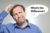 WHAT IS THE DIFFERENCE