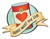Randolph Student Council Canned Food Drive