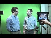 Green-screening encourages planning & critical thinking