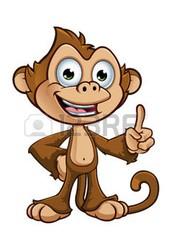 find a monkey