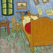 La chambre de Van Gogh à Arles (Van Gogh's Room at Arles) By Van Gogh