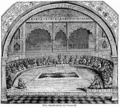 courtroom for the jews