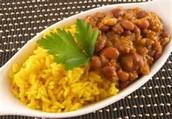 frijoles y arroz 1.99