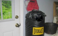 100 lb Heavy Bag