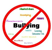 Bullying and the types of bullying