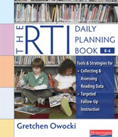 RtI Daily Planning Book