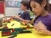 Exploring Cuisenaire Rods