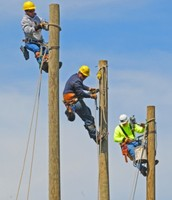 TCCC Power Line rodeo