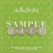 You're invited to shop hundreds of Stella & Dot styles for a STEAL!