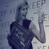 Denise Berkowitz--KEEP Collective Director