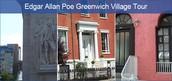 Edgar Allan Poe Greenwich Village Tour