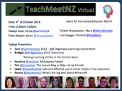 TeachMeetNZ October
