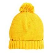 Un bonnet jaune