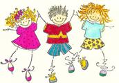 Join Sarah Jane Wednesdays 4:15-5pm at the Kids Corner in Schöneberg!