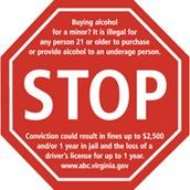 Law Campaign Sticker