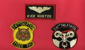 F-4 patches