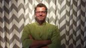 Teacher, Chef Scott Robertson