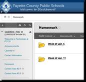 Organize Your Homework