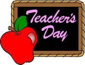 #TeachersRock!