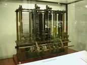 A machine