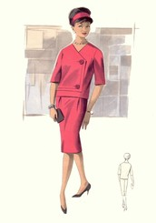 Facts  About The 1960's Fashion