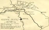 The Verdun Salient