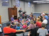 M&M Shabbat at New City Jewish Center